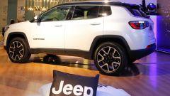 Jeep Compass: una fuoristrada al Fuorisalone - Immagine: 3