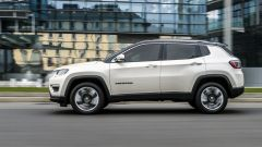 Jeep Compass Opening Edition: proposta a 229 euro al mese per 48 mesi