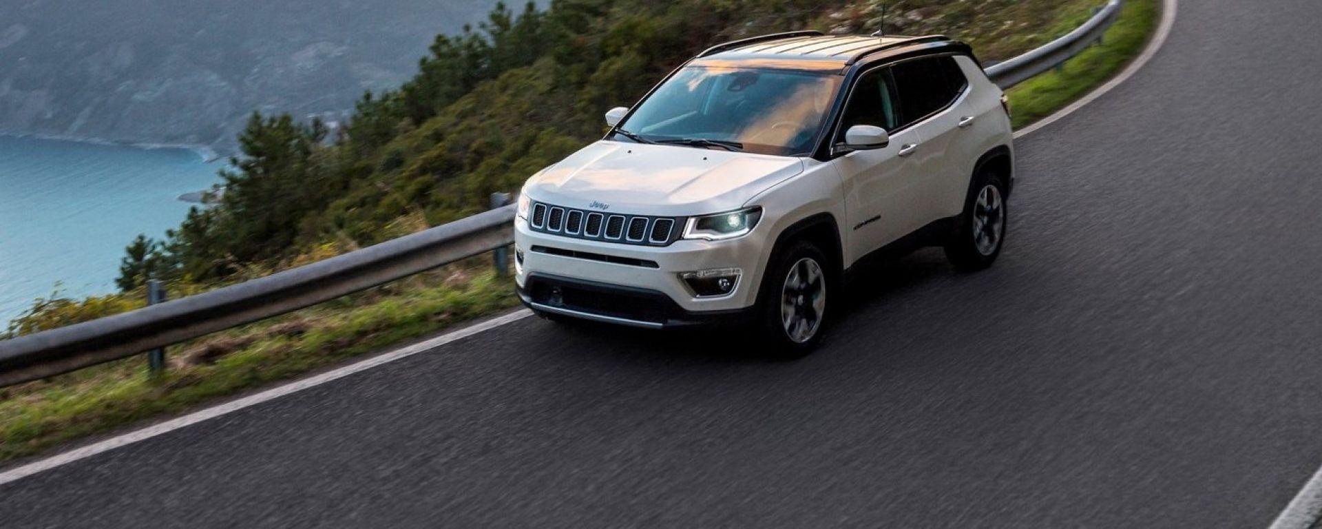 Jeep Compass: sbarca anche in Europa la nuova generazione