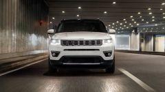 Jeep Compass: si posiziona tra Renegade e Cherokee