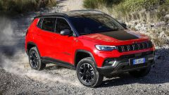 Jeep Compass Trailhawk 2021