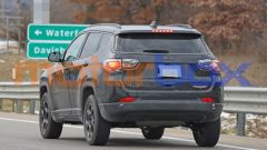 Jeep Compass Trailhawk 2022: posteriore