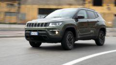 Una settimana con la Jeep Compass Trailhawk: la prova - Immagine: 1
