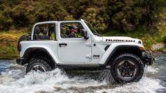 Jeep compatta 2022: intanto la Wrangler va a gonfie vele