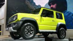 Jeep compatta 2022:  la Jimny è la diretta concorrente
