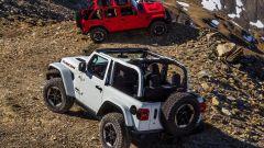 Jeep compatta 2022:  Wrangler modello di grande successo