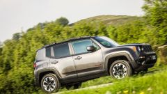 Jeep è sinonimo di fuoristrada
