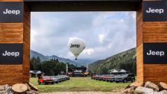 Jeep festeggia gli 80 anni della mitica Willys MB