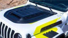 Jeep Flatbill concept, dettaglio del cofano