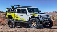 Jeep Flatbill concept, vista 3/4 anteriore