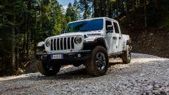 Jeep Gladiator 3/4 anteriore