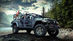 Jeep Gladiator by Mopar: gli accessori per farla cattiva - Immagine: 1