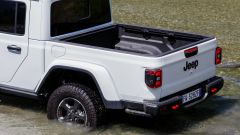 Jeep Gladiator capacità cassone