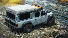 Jeep Gladiator Farout Concept, pickup versione extreme