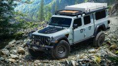 Jeep Gladiator Farout Concept: ecco il nuovo extreme pickup. Foto