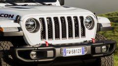 Jeep Gladiator griglia