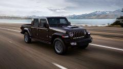 Jeep Gladiator, il pickup su base Wrangler è in Italia