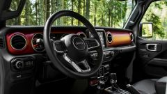 Jeep Gladiator interni