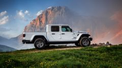 Jeep Gladiator laterale panoramico