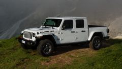Jeep Gladiator San Martino di Castrozza