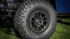 Jeep Gladiator Top Dog: cerchi da 17