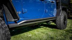 Jeep Gladiator Top Dog: gradini tubolari