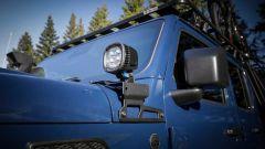 Jeep Gladiator Top Dog: luci ausiliarie