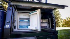 Jeep Gladiator Top Dog: maxi-box aperto