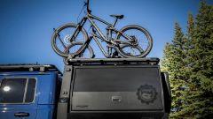 Jeep Gladiator Top Dog: porta bici