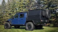 Jeep Gladiator Top Dog: posteriore
