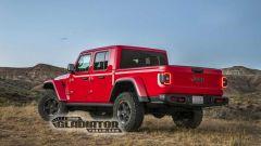 Nuova Jeep Gladiator 2019: il Wrangler pick up si svela online