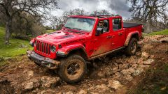 Jeep Gladiator: vista 3/4 anteriore