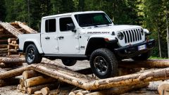 Jeep Gladiator vista anteriore