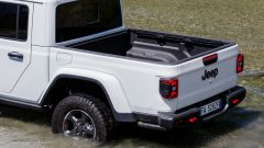 Jeep Gladiator vista cassone