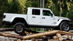 Jeep Gladiator vista laterale