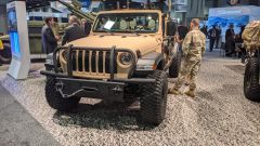 Jeep Gladiator XMT: in mostra ad AUSA