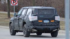 Jeep Grand Cherokee 2021: anche dietro il design sarà differente