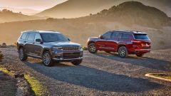Jeep Grand Cherokee 2021: il passo lungo arriverà prima della versione standard