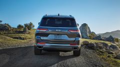 Jeep Grand Cherokee 2021: il posteriore