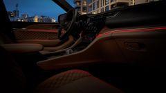 Jeep Grand Cherokee 2021, interni: 5 tipi di illuminazione a LED