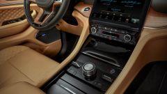 Jeep Grand Cherokee 2021, interni: la console