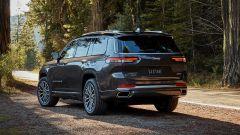 Jeep Grand Cherokee 2021 L: arriverà in Italia?
