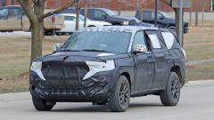 Jeep Grand Cherokee 2021: la variante a 7 posti e passo lungo