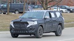 Jeep Grand Cherokee 2021: monterà anche motori ibridi