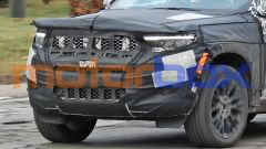 Jeep Grand Cherokee 2021: particolare del frontale