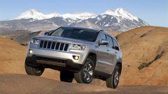 Jeep Grand Cherokee 3.0 CRD - Immagine: 15