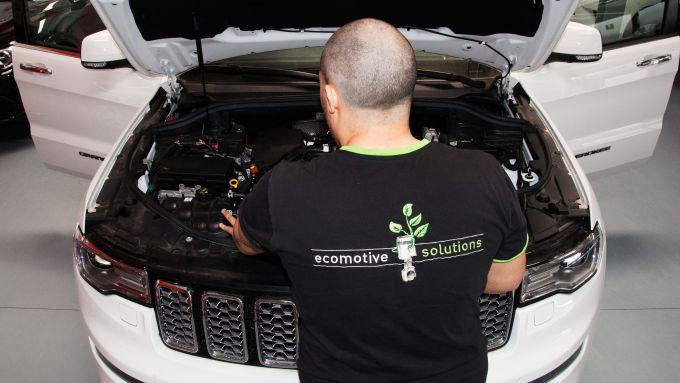 Jeep Grand Cherokee 3.0 Multijet: ora anche diesel/metano