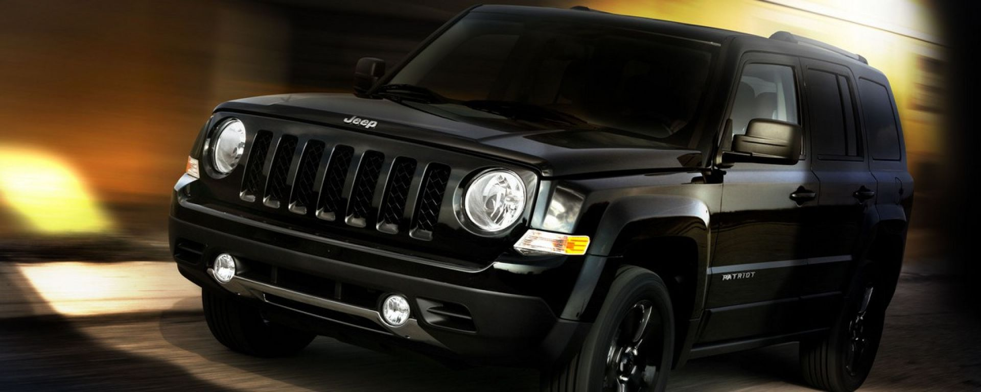 Jeep Grand Cherokee, Compass e Patriot Altitude