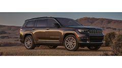 Jeep Grand Cherokee L 2021: il nuovo SUV originale