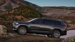 Jeep Grand Cherokee L 2021: vista laterale